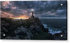 The Light At The End Of The World Acrylic Print