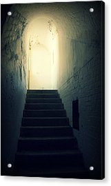 The Light At The Top Of The Stairs Acrylic Print