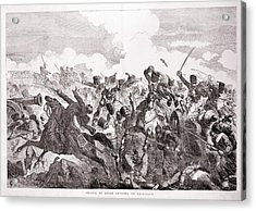 The Light Brigade Acrylic Print by British Library