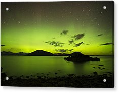 The Light Fantastic Acrylic Print by Ted Raynor