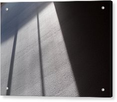 Acrylic Print featuring the photograph The Light From Above by Steven Huszar
