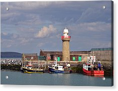The Light-house Acrylic Print