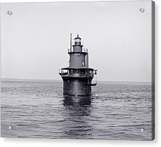 The Lighthouse Circa 1906 Acrylic Print