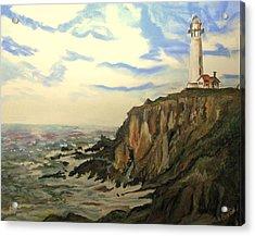 The Lighthouse. Acrylic Print