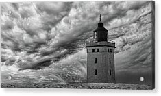 The Lighthouse Mood. Acrylic Print by Leif L?ndal