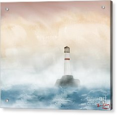 The Lighthouse Acrylic Print