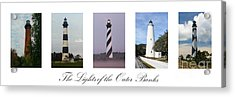 The Lights Of The Outer Banks Acrylic Print