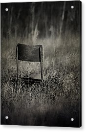 The Listening Wind  Acrylic Print