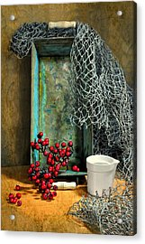 The Loaf Tin Acrylic Print by Diana Angstadt