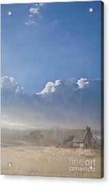 The Lock Keepers Cottage Acrylic Print by Jan Bickerton