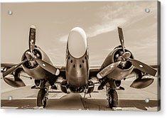 The Lockheed Pv-2d Harpoon Acrylic Print