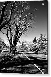 The Long Way Around  Acrylic Print by Glenn McCarthy Art and Photography