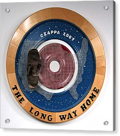 The Long Way Home  #27 Acrylic Print by Bill Czappa