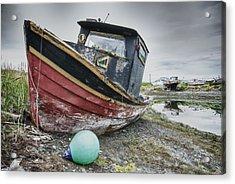 The Lost Fleet Beached Acrylic Print