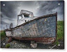 The Lost Fleet Dry Dock Acrylic Print
