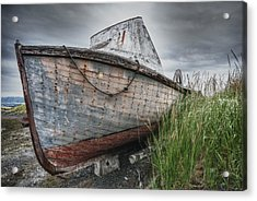 The Lost Fleet Low Tide Acrylic Print