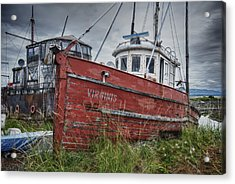 The Lost Fleet Virginis Acrylic Print