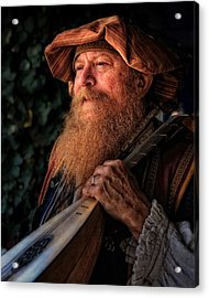 The Lutiest Acrylic Print by Dick Wood