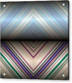 The Luxury Hallmark Acrylic Print by Carles Sapena