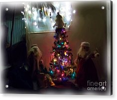 Acrylic Print featuring the photograph The Magical Tree by Kelly Awad