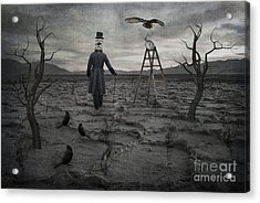 The Magician Acrylic Print