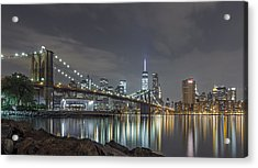 Acrylic Print featuring the photograph The Main Attraction  by Anthony Fields