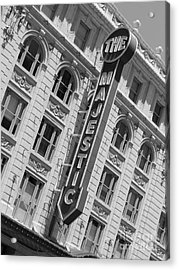 Acrylic Print featuring the photograph The Majestic Theater Dallas #3 by Robert ONeil