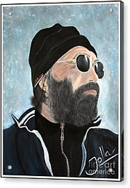 The Man Who Stole My Heart.. Acrylic Print