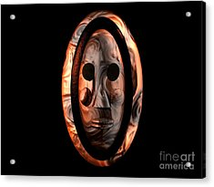 The Mask Series 1 Acrylic Print