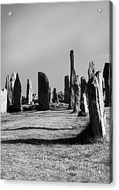 Acrylic Print featuring the photograph The Meeting Place by Jacqi Elmslie