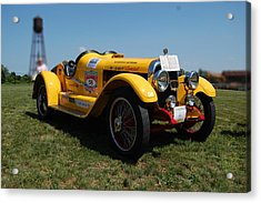 The Mercer Raceabout Roadster Acrylic Print