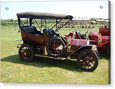 The Mercer Touring Sedan Acrylic Print