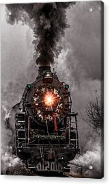 The Mighty 700 Acrylic Print