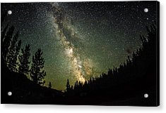 The Milky Way 001 Acrylic Print