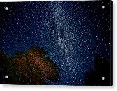 The Milky Way 2 Acrylic Print by Steve Harrington