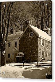 The Miller's House Acrylic Print