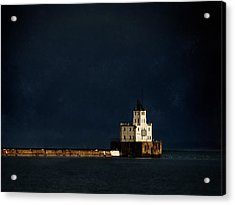 The Milwaukee Breakwater Lighthouse Acrylic Print