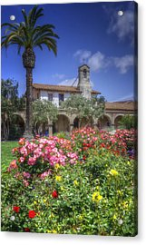 The Mission Acrylic Print