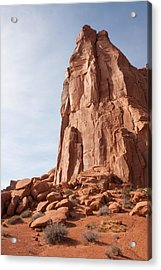 Acrylic Print featuring the photograph The Monolith by John M Bailey