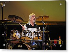 The Moody Blues Graeme Edge 8-8-2009 Acrylic Print