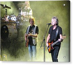 The Moody Blues In Concert Acrylic Print