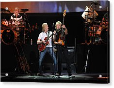 The Moody Blues Acrylic Print