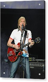 The Moody Blues Justin Hayward 8-8-2009 Acrylic Print