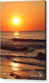 The Morning Tide Acrylic Print