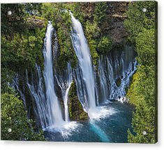 The Most Beautiful Waterfall Acrylic Print
