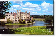 The Most Romantic Castle In England Acrylic Print