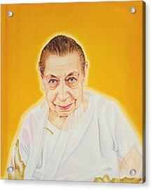 The Mother Acrylic Print by Shiva Vangara