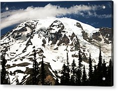 The Mountain Acrylic Print