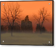 The Myst Acrylic Print