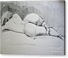 The Nap Acrylic Print